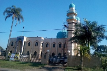 Smell of Smoke Still Lingers inside South Africa Shia Mosque