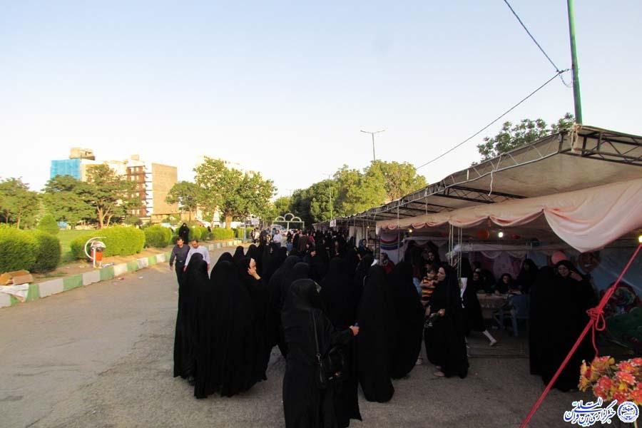 گردهمایی «مدافعان حریم خانواده» در خرمآباد + عکس