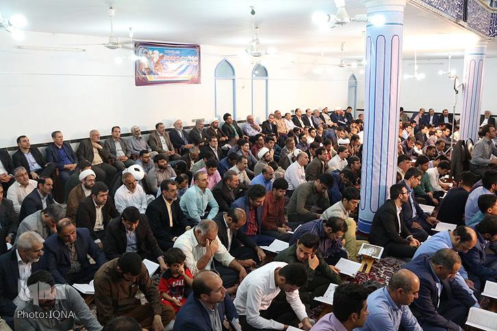 گزارش تصویری جلسه تفسیر نماینده ولیفقیه در لرستان